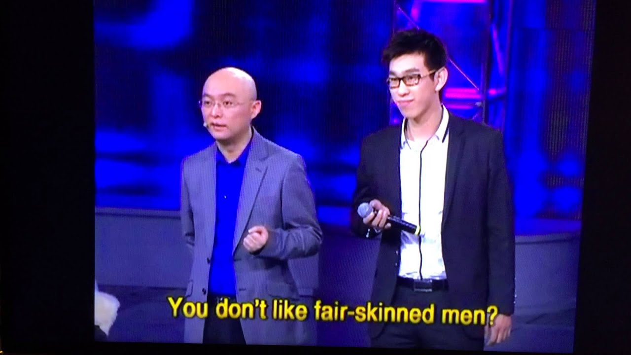 Chinese dating show are you the one