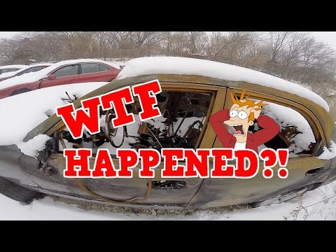 Police Auction Day | Destroying An $80 Car
