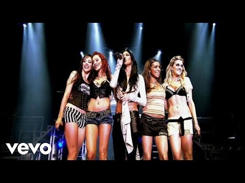 The Pussycat Dolls - Stickwitu (MSN Control Room)