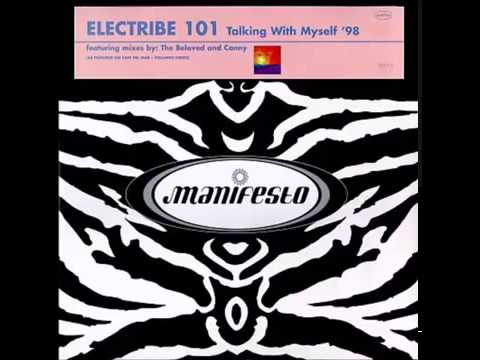 Electribe 101 Talking With Myself '98 Canny Dub