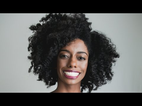 3 Product Wash Day Routine | Type 4 Natural Hair