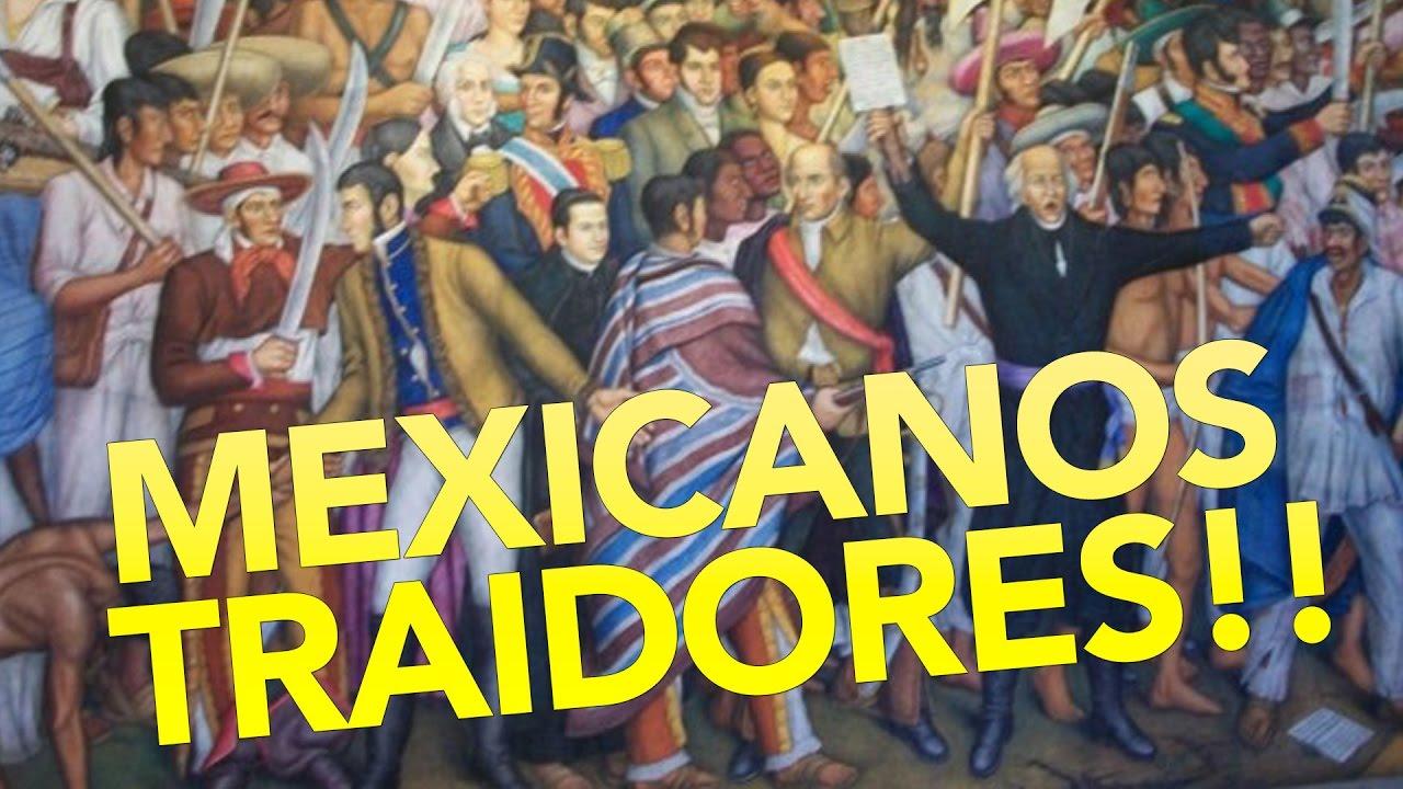Mexicanos Traidores Mario Flores El Perico Youtube