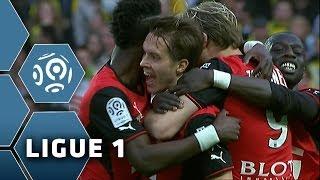 FC Nantes - Stade Rennais FC (0-3) - 23/02/14 - (FCN-SRFC) - Résumé