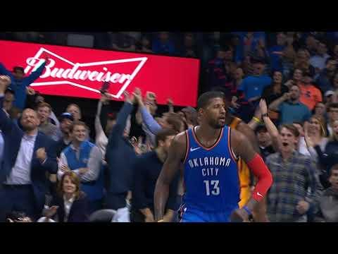 Utah Jazz vs Oklahoma City Thunder : February 22, 2019
