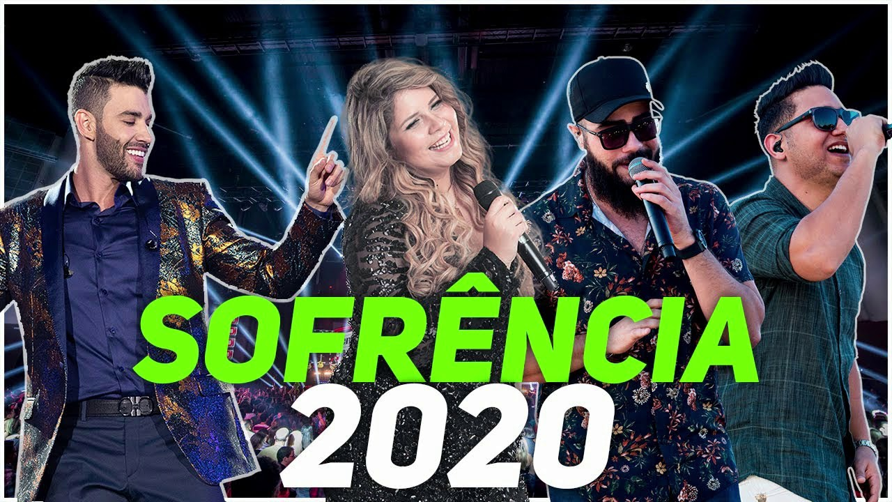 Sofrência Sertaneja 2020 - Gusttavo Lima, Henrique e Juliano, Marília Mendonça Ao Vivo 2020