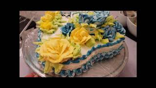 birthday cake decoration | birthday cake | party cake decoration