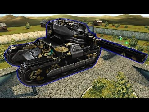 Tanki Online XP/BP Deck 9 CTF gameplay videominecraft ru