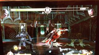 PS Vita - Mortal Combat Gameplay