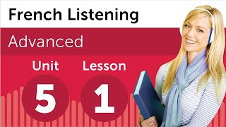 French Listening Practice - Talking About a School Trip in France