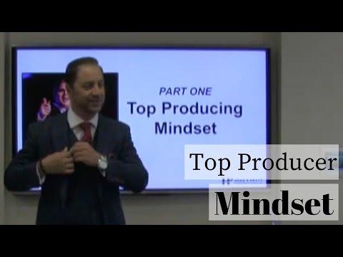 Top Producer Mindset with Hoss Pratt | JP and Associates REALTORs