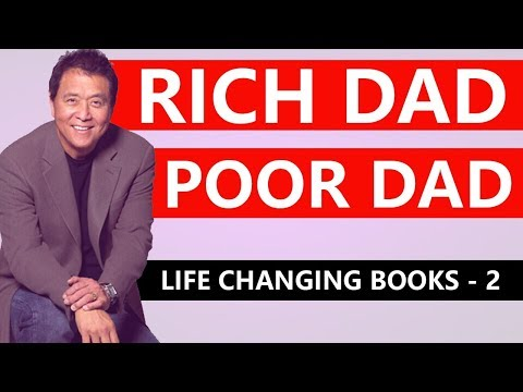 Life Changing Books, Rich Dad Poor Dad by Robert Kiyosaki and Sharon Lechter, Explained in Hindi