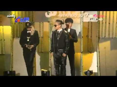 130213 Bigbang Febuary Top 2nd Gaon Chart K Pop Awards