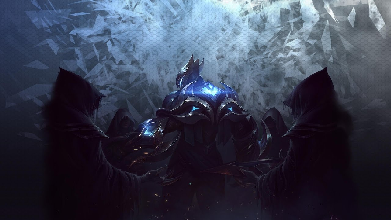League Of Legends Zed Just A Master Of The Shadows Youtube