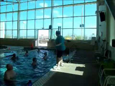Aqua Fitness – Power of Bhangra.wmv