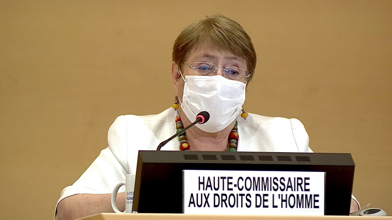 Opening statement by HC Michelle Bachelet at 44th session of the ...