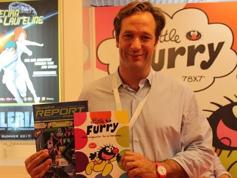 Jérôme Alby, Managing Director de Mediatoon Distribution