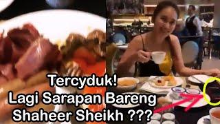Akhirnya Tercyduk ! Shaheer Sheikh Lagi Sarapan Bareng Ayu Ting Ting , Kirain Gak Jadi ke Indonesia