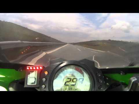 zx10r top speed