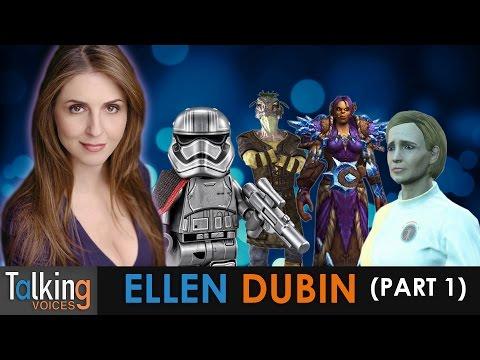 Ellen Dubin  Talking Voices Part 1