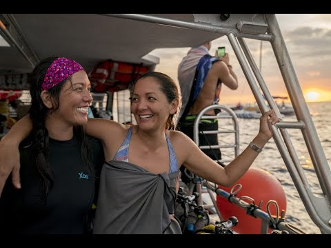 Crazy, Awesome Dive Lifestyle | Reactivation with Sisters Kimi and Christy Werner