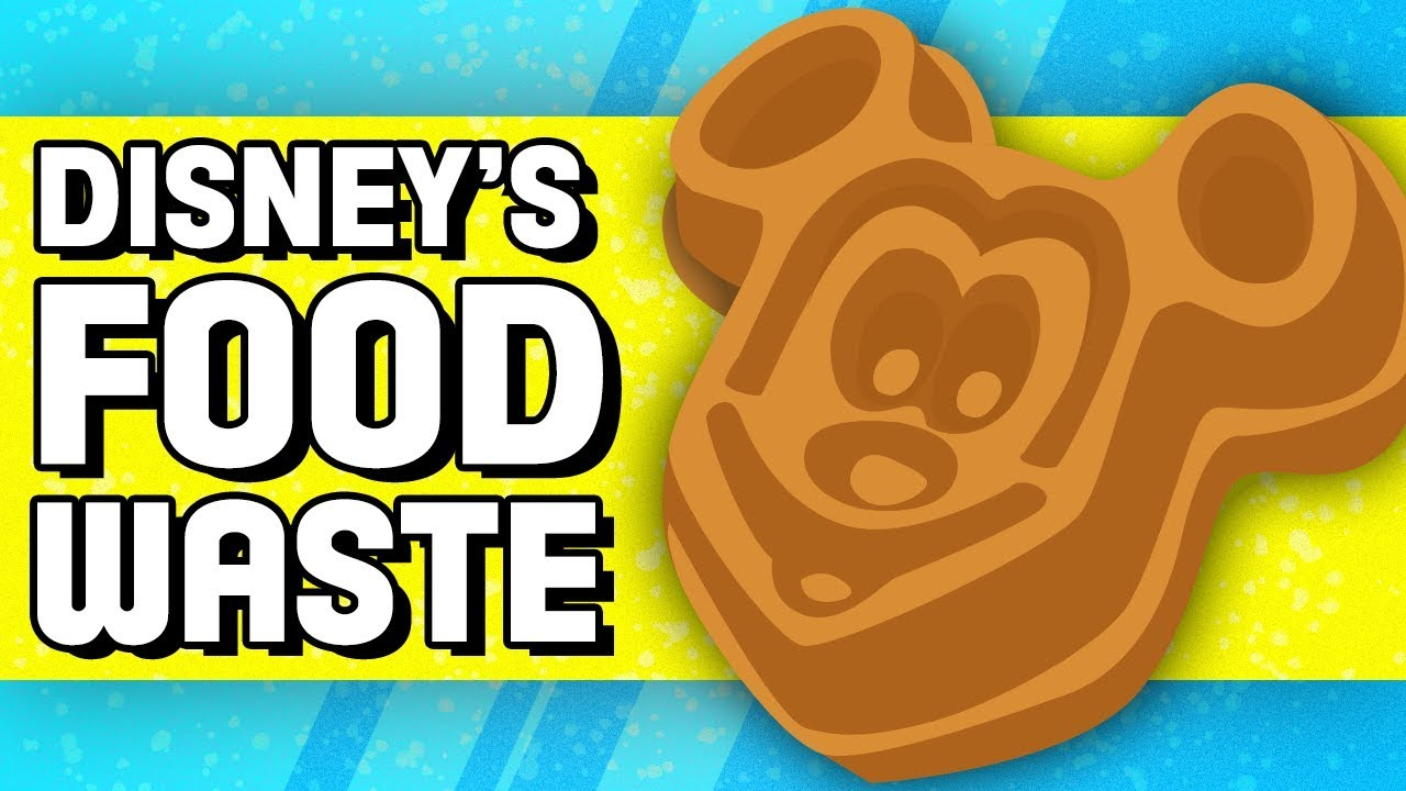 What Does Disney World Do With Leftover Food YouTube
