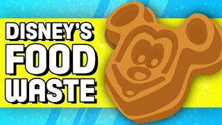 What Does Disney World Do With Leftover Food?