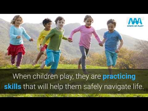 The Importance of Free Play for Healthy Development in Children