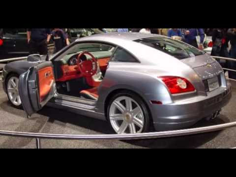 2017 The New Chrysler Crossfire First Look Redesign Price Specs Car Videos
