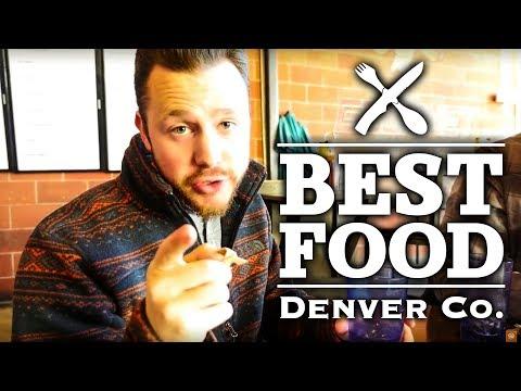 Best Food in Denver Colorado The Journey