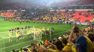 Portugal U21 vs Sweden U21 0-0 (3-4) Full Penalties Final EURO U21 30/06/2015 Coronation