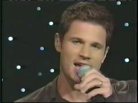 Nick Lachey on Live with Regis & Kelly *This I Swear*