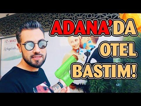 Adana'da Otel Bastım! Düğün Fotoğrafımızı İzinsiz Kullanmışlar!