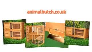 Wooden Cheap Rabbit Hutches