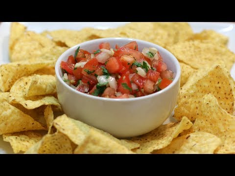 How To Make Salsa | Easy Amazing Homemade Salsa Recipe