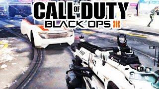 Black Ops 3 (PC) - TDM mapas Hunted e Metro: Testando Armas