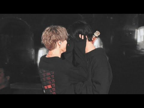 jimin and jungkook comforting each other