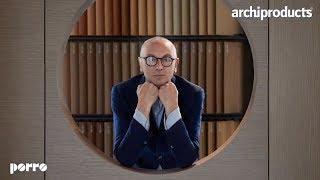 FuoriSalone 2019 | PORRO - Piero Lissoni racconta il suo rapporto con il Brand