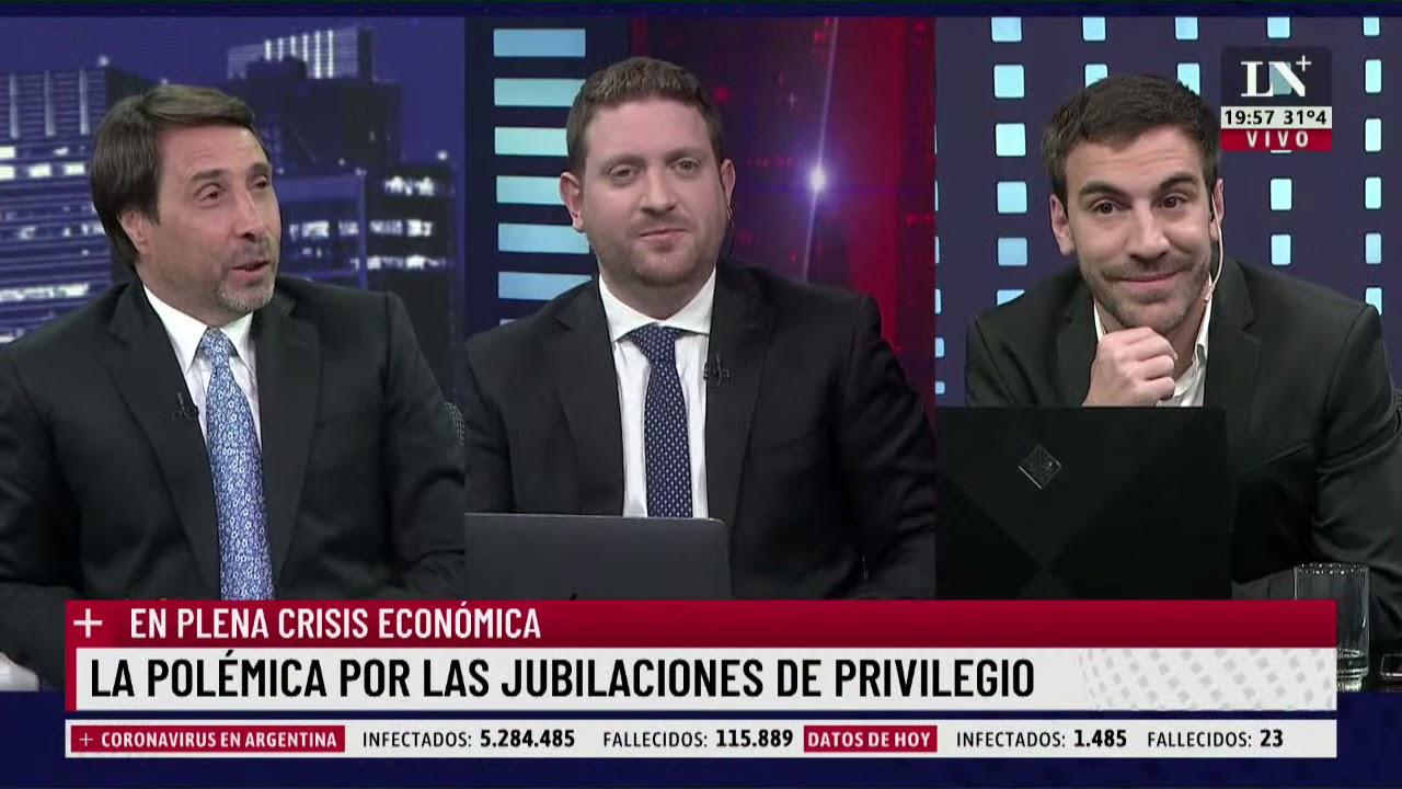 Download El Pase 2021 entre Eduardo Feinmann y Jonatan Viale (27/10/2021)