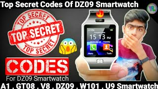 How To Change The Icons Of DZ09 Smartwatch | Change Icons Of