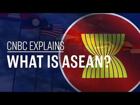 What is Asean? | CNBC Explains