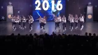 Extreme Senior All Girl Hip Hop 2016 World Champions