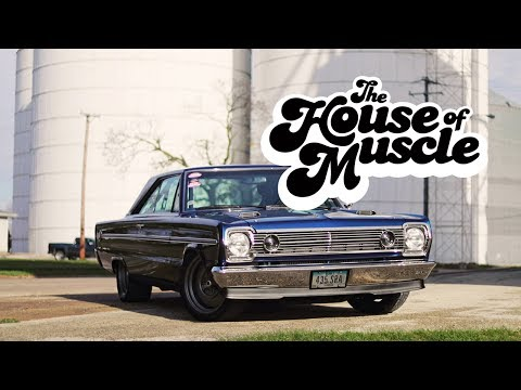 200-MPH, Turbo Hemi Street Car! The Ultimate Belvedere – The House Of Muscle Ep. 3