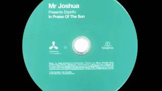Mr.josua(Chicane) - In Praise Of The Sun-Chilled Brasi;ia Mix
