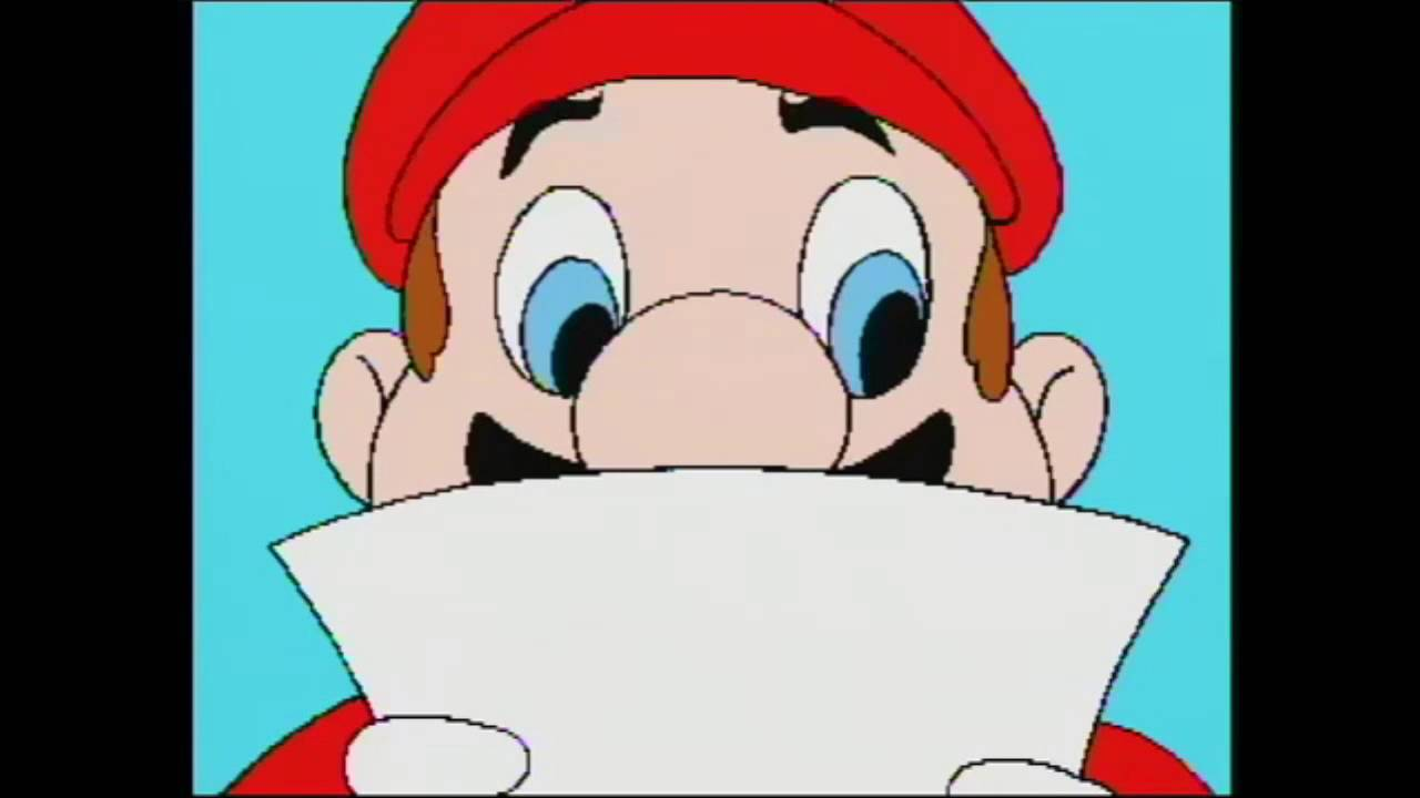 Hotel Mario Intro (Every noun replaced with oof)