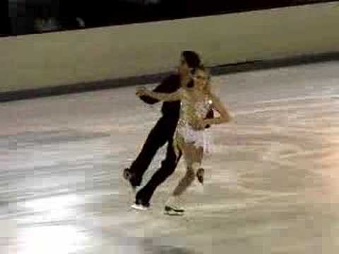 Carron-Jost 2007 French Masters free program