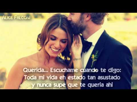 Paul McDonald & Nikki Reed - Now That I've Found You Traducido en español
