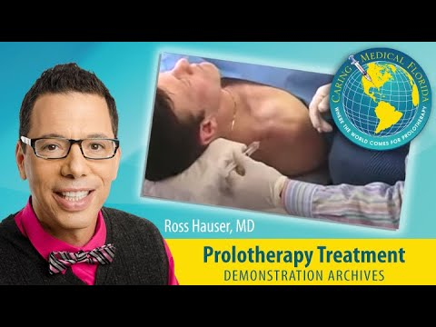 Prolotherapy Injections to the Shoulder - YouTube