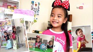 Zara dan Kenzo merayakan Hari Kemerdekaan di Rumah | Homeschooling Zara Cute | Review Gulalibooks