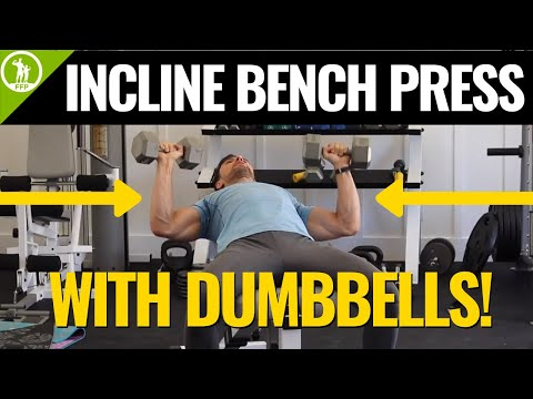 Incline Dumbbell Bench Press Form & Tutorial Guide
