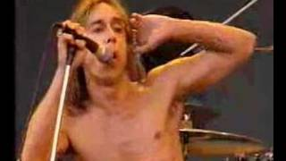 iggy pop- lust for life live